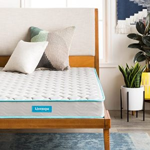 LINENSPA 6 Inch Innerspring Mattress – Twin