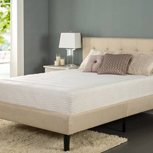 10 Inch Comfortable Memory Foam Top Layer and Traditional Motion Separating Spring Coil Base Hybrid Mattress, Luxury and Durability for Restful Restorative Sleep, Multiple Sizes + Expert Guide