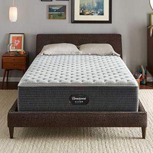 Beautyrest Silver BRS900-C 14 inch Extra Firm Innerspring Mattress