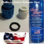 California King Comfort Supreme Waveless Waterbed Mattress