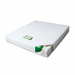 KYMDAN Deluxe Natural Latex Mattress, Firmness Level: Special Hard (SH), 15-Year Limited Warranty (King, 8″ Thick)