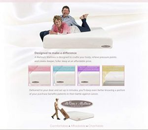 Melissa's Cool Gel Memory Foam Mattress