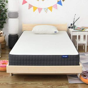 Twin Mattress- Sweetnight Twin Size Mattress, Medium Firm Memory Foam Mattress for Sleep Cool & Pressure Relief with CertiPUR-US Certified, 8 inch