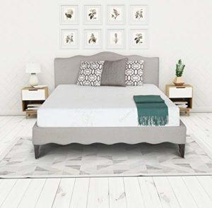 Irvine Home Collection Gel Memory Foam Mattress – 8-Inch, Full – Medium Firm Feel, CertiPUR-US Certified, Temperature Balanced