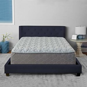 Nutan 11-Inch Firm Foam Encased Euro Top Gel Infused innerspring Mattress,Full Size