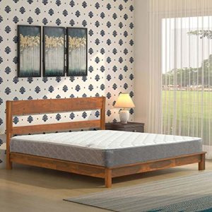Nutan 8-Inch Gentle Firm Supportive Yet Remarkebly Comfortable innerspring Mattress,Queen Size