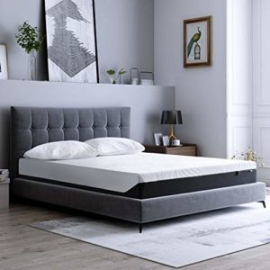 10 Inches Gel Memory Foam Mattress – Medium Comfort(Twin