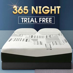 12 Inch Memory Foam Mattress King Size, Mattress Soft Bed in a Box Medium Firm,Comfort Body Support & Pressure Relief