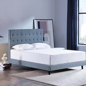 12 Inches Gel Memory Foam Mattress(Twin