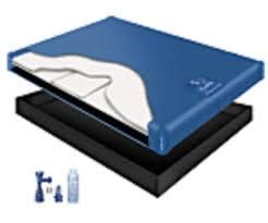 King/California King Genesis 500 Mattress Starter Bundle for hardside (Wood Frame) waterbed (RHS06)
