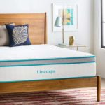 Linenspa 12 Inch Gel Memory Foam Hybrid Mattress – Ultra Plush – Individually Encased Coils – Sleeps Cooler Than Regular Memory Foam – Edge Support – Quilted Foam Cover – Twin XL
