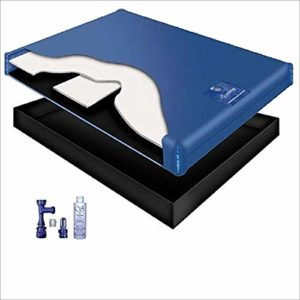 Queen Genesis 400 Mattress Starter Bundle for hardside (Wood Frame) waterbed (RHS06)…