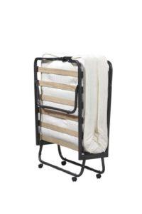 Linon Home Dcor Luxor Memory Foam Folding Bed Mattress, Cot, Beige