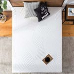 ZINUS 12 Inch Cooling Copper Adaptive Pocket Spring Hybrid Mattress/Moisture Wicking Cover/Cooling and Antimicrobial Foam/Pocket Innersprings for Motion Isolation/Mattress-in-a-Box, Twin