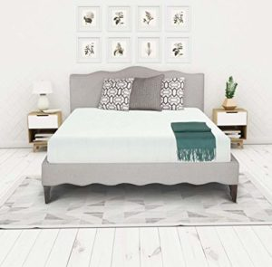Irvine Home Collection 8-Inch, Medium-Firm, Temperature Balanced, Bed in a Box Gel Memory Foam Mattress, Twin