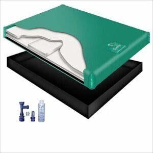 King Genesis 600 Starter Bundle for Hardside (Wood Frame) waterbed (RHS0720)